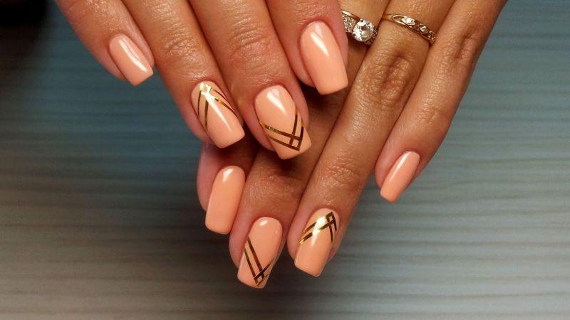 Дизайн ногтей осень 2016 фото новинки