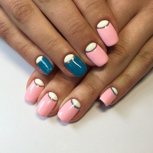 Дизайн ногтей 2017 фото новинки