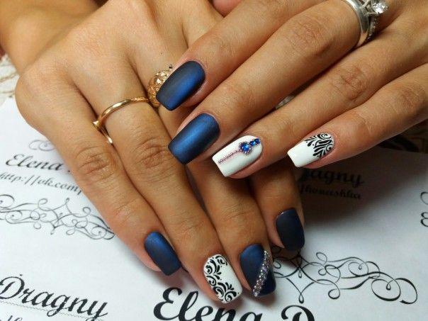 Ногти дизайн фото 2017 новинки французский маникюр
