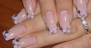 Наращивание ногтей акрилом в домашних условиях для начинающих пошагово