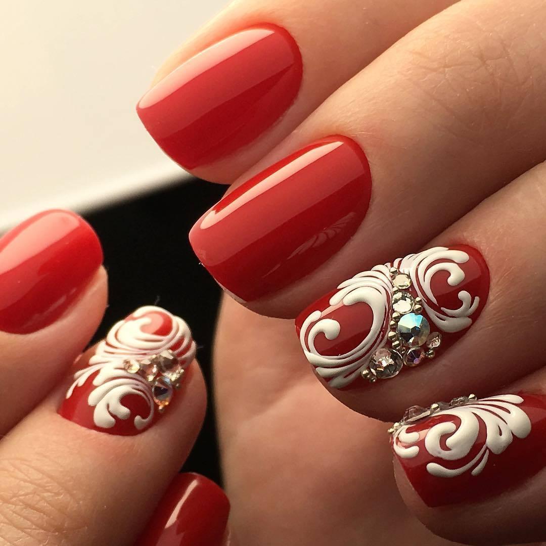 Фото ногти дизайн 2017 года