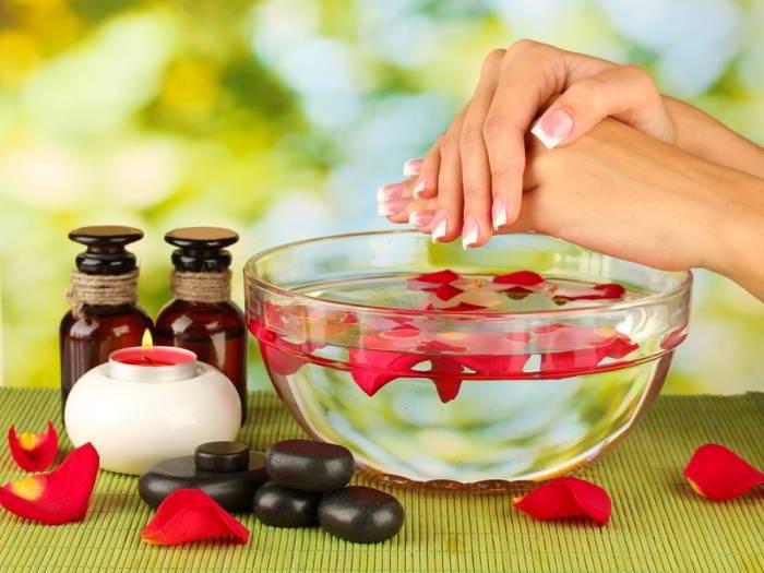Уход за ногтями в домашних условиях укрепление и рост ванночки