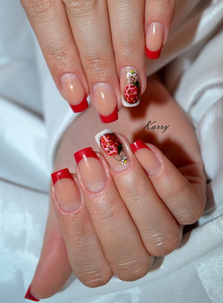 Модный маникюр 2018: фото, на короткие и длинные ногти