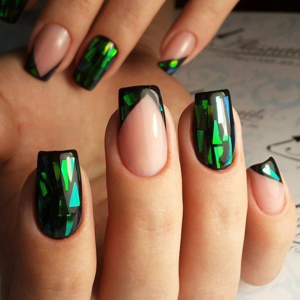 Роспись ногтей акриловыми красками. Видеомастер-класс - Wday