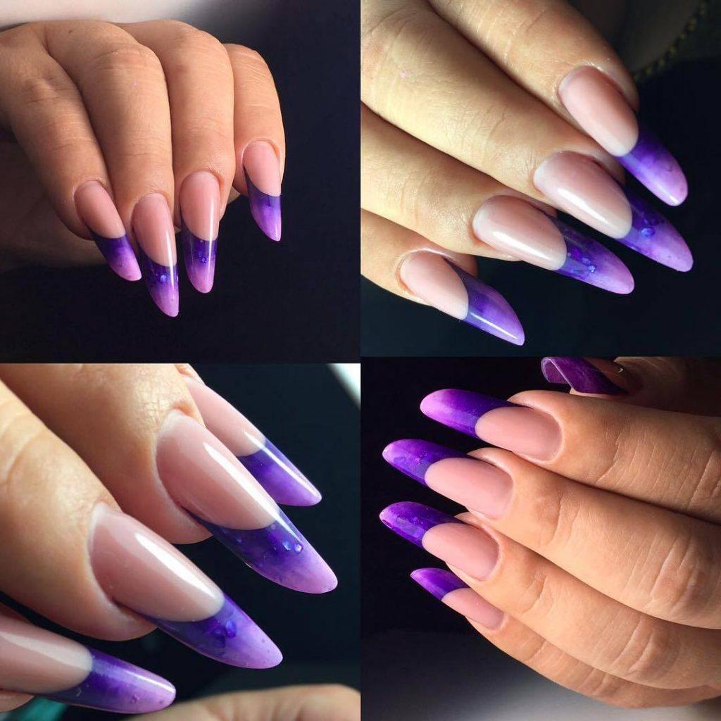 Красивый дизайн ногтей фото на стилетах