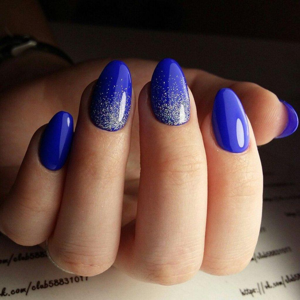 Дизайн ногтей 2018 фото новинки миндалевидной формы