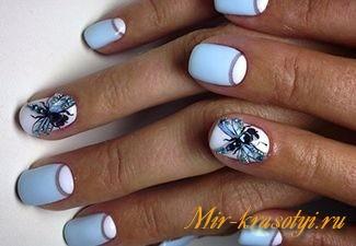 Cамый модный дизайн ногтей 2017 фото новинки