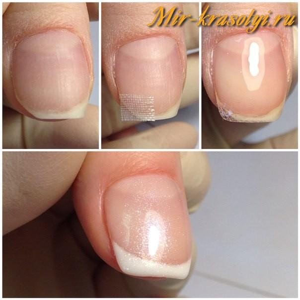 Биогель для ногтей в домашних условиях видео