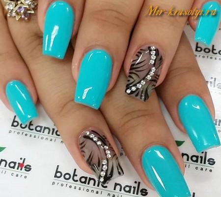 Самые красивые дизайны ногтей 2017