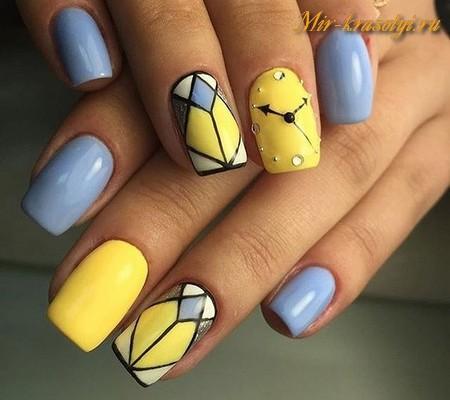 Модный дизайн ногтей 2017 фото новинки красивые