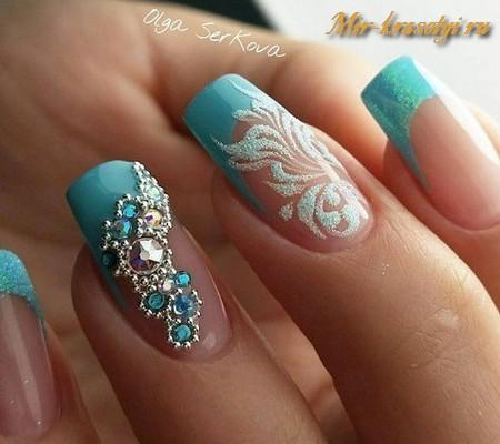 Самый модный дизайн ногтей 2017 фото новинки