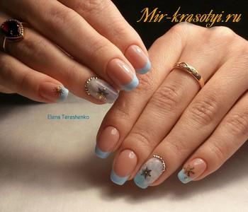 Дизайн ногтей весна лето 2018