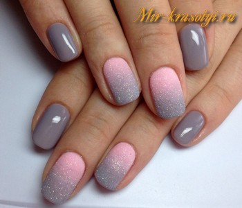 Дизайны ногтей на осень фото