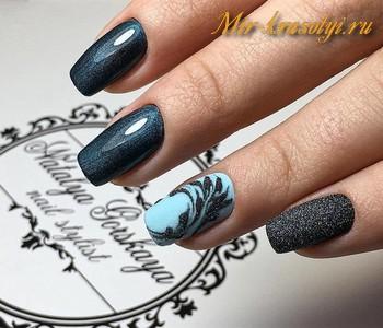 Дизайн ногтей фото 2017 современные идеи гель лак