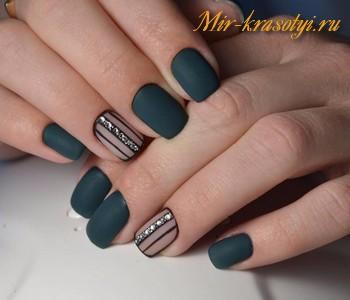 Дизайн ногтей 2018 фото новинки Nail Art Design 67