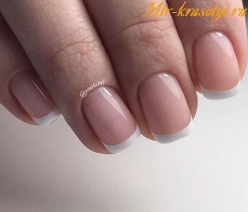 Дизайн ногтей на короткие ногти 2018