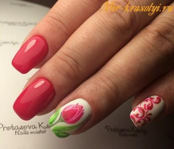 Дизайн ногтей 2018 фото новинки весна