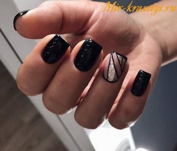 Гель лак фото ногтей дизайн новинки 2018 осень