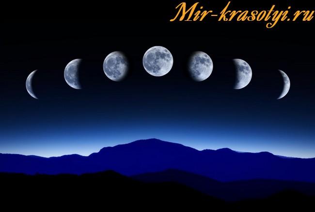 Лунный календарь стрижки ногтей на 2019 год благоприятные дни