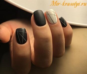 Маникюр на короткие ногти фото дизайн 2019 шеллак