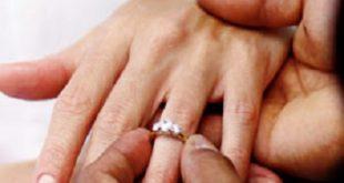 Для женщины лучший подарок – кольцо!