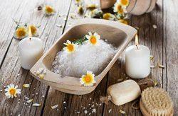 Укрепляющие и питательные ванночки для рук