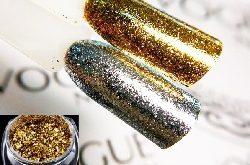 Золото, серебро и бронза в искусстве маникюра