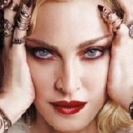 Звездный маникюр: Мадонна