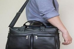 модная мужская сумка 2019-2020