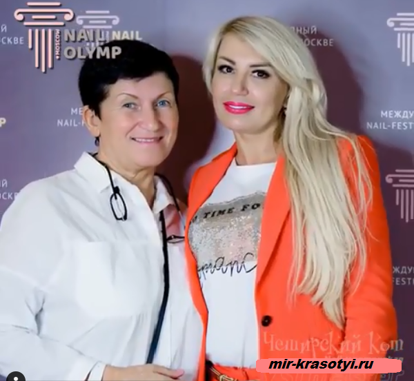 ФЕСТИВАЛЬ Nail Olymp Moscow 2019
