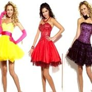 Выпускной вечер: какое платье выбрать?