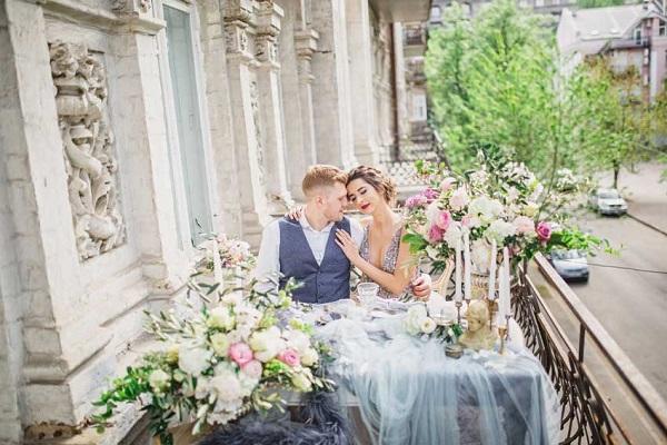 камерная свадьба или маленькая свадьба