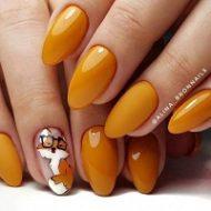 Маникюр с животными: модные варианты для ногтей