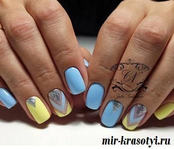 Дизайн ногтей осень зима 2019-2020