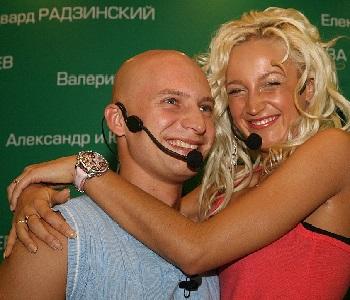 маникюр Ольги Бузовой