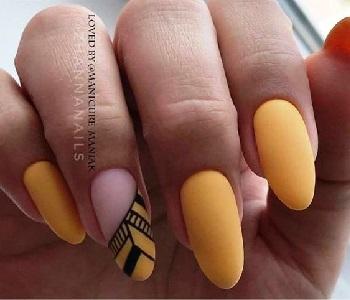 Летний дизайн ногтей с рисунками