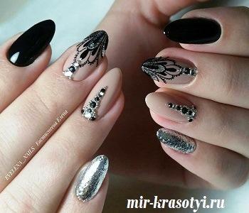 Дизайн ногтей с летними рисунками