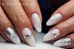 30 лучших дизайна длинных ногтей лета
