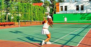Москва и Подмосковье: теннисный корт