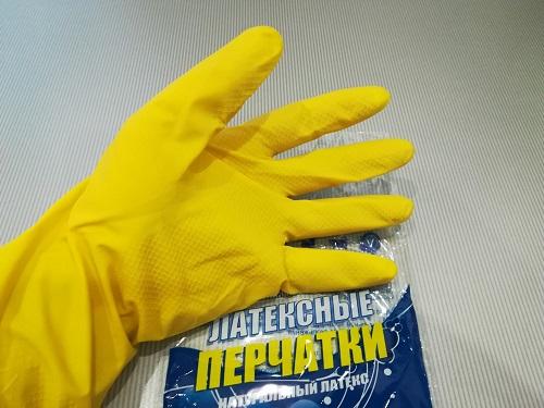 Латексные и резиновые перчатки