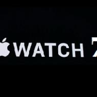 Умные часы Apple Watch Series 7 для активных людей